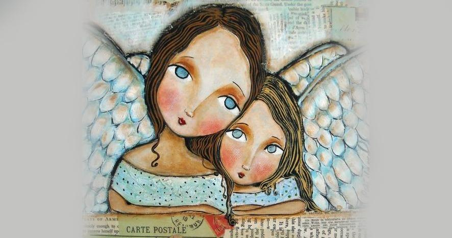 Разговор двух ангелов о Зоне Комфорта