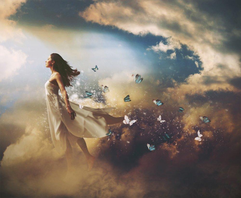 «Ты сшей одежду для души» — прекрасное стихотворение с глубоким смыслом!