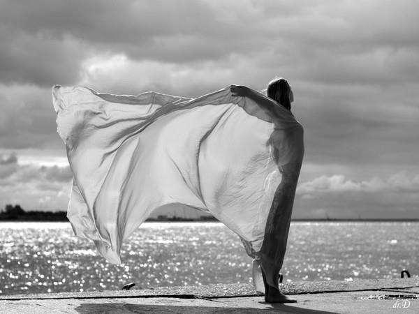 «Я нежность собирала по частям…» — очень чувственное стихотворение!