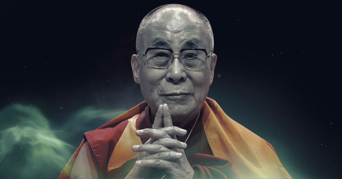 «Когда тебе кажется, что всё идёт наперекосяк, в твою жизнь пытается войти нечто чудесное» — 10 цитат Далай-ламы