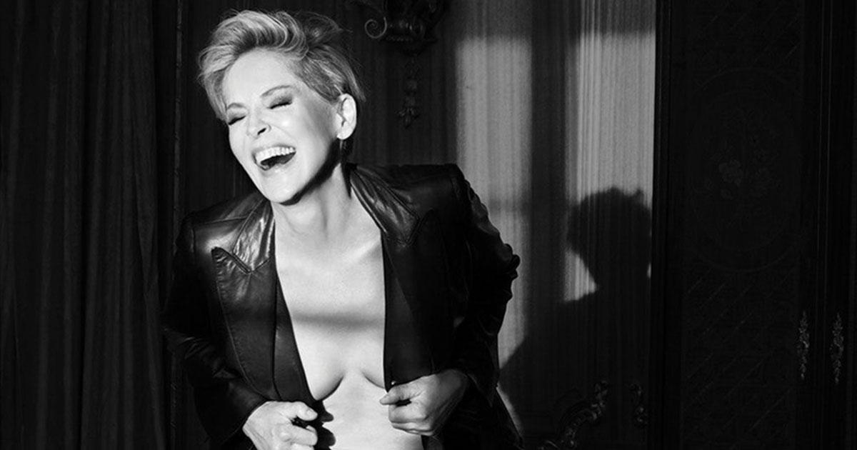 Шерон Стоун: «С каждым годом я становлюсь лучше, прямо как эксклюзивное бордо»