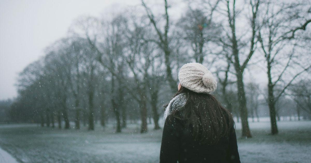 «Что происходит на свете? — А просто зима» — невероятно зимнее стихотворение Юрия Левитанского