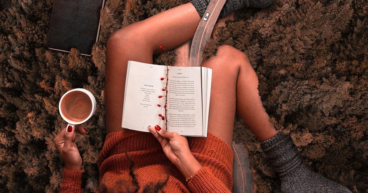 Не переставай читать! Список из 10 книг, от которых становится тепло и светло на душе
