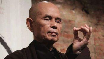 Буддийский монахТхить Нят Хань о том, как оставаться спокойным в любой, даже самой сложной ситуации
