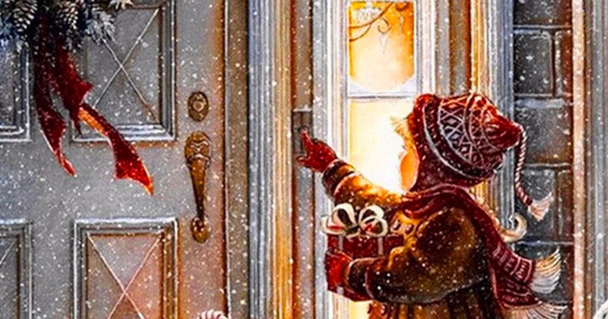 Притча о мечтах Пауло Коэльо — «Рождественская сказка»