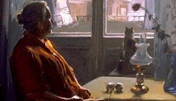 «Печальное время — родителей старость» — грустное стихотворение Евгения Мартышева