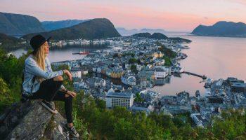 «С момента моего переезда из Украины в Норвегию прошел год…» — пост, который взорвал Интернет