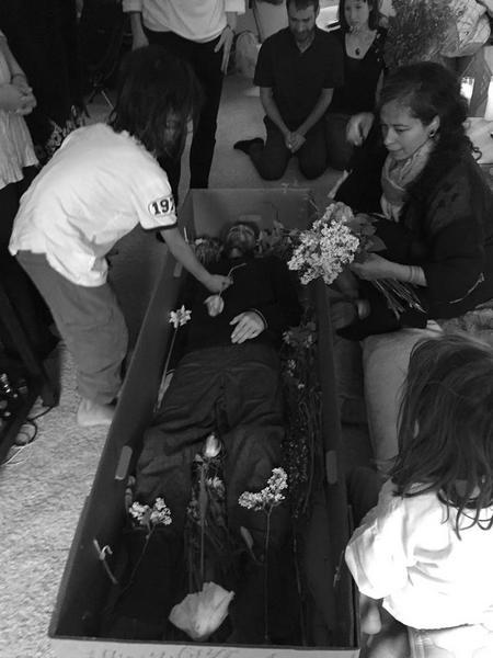Смерть по-другому: именно так я бы хотела проститься с моими любимыми людьми, когда придет время