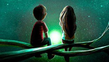 «Две души, распахнутые настежь» — теплое стихотворение Людмилы Кульчинец