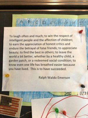 Основатель Amazon о цитате, которая привела его к успеху: «Смеяться как можно чаще и от всей души; жить так, чтобы мудрецы тебя уважали»