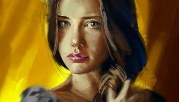 «Как хочется быть слабой, беззащитной» — женственное стихотворение Виктории Курортной