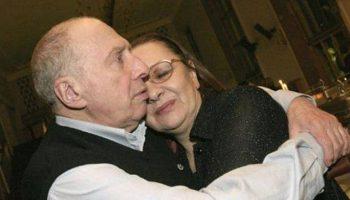 «Ивправду кажется, что дольше веканаш длится день» — стихотворение, которое Сергей Юрский посвятил своей жене