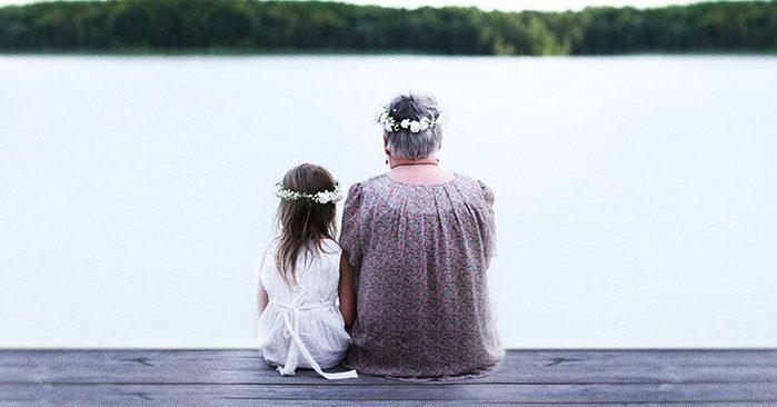 16 простых и мудрых советов бабушки своей новорожденной внучке